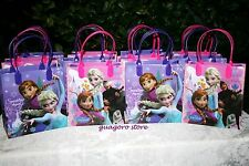 FROZEN BIRTHDAY GOODY GIFT FAVOR TREAT LOOT 20 BAG PARTY SUPPLIES DECORATION NEW