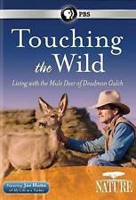 NATURE: TOUCHING THE WILD - LIVING WITH THE MULE DEER OF DEAD NEW DVD