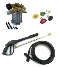 OEM AR Annovi Reverberi 3000 psi PRESSURE WASHER PUMP & SPRAY KIT - RMV25G30D-EZ