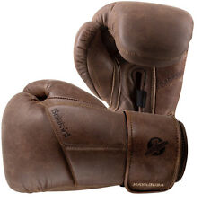 Hayabusa Kanpeki Elite 3.0 Heavy Bag Boxing Gloves - 16 oz. Brown