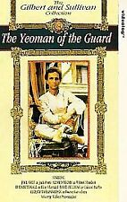 The Yeoman Of The Guard: Alexander Faris [VHS], Good VHS, Tano Rea, Michael Bulm