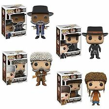 Pop! Movies: The Hateful Eight Set of 4 Vinyl by Funko