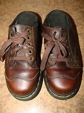 """""""DOCTOR MARTEN""""S"""" Made in ENGLAND Sz 7 MULES in better than Excellent Condition"""