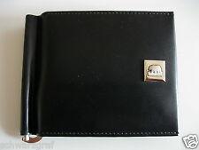 Geldbörse-Edelmarke Brown Bear-Nappaleder,schwarz, NEU