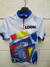 Maillot cycliste LOOK BIEMME cycling jersey maglia ciclismo M