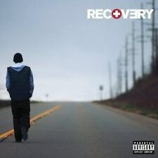 EMINEM (RECOVERY CD - SEALED + FREE POST)