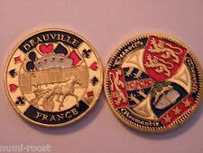 jeton ville de Deauville