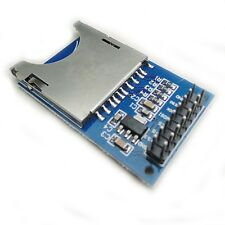 SD Card Module SD Card Slot Socket Reader Read And Write For Arduino ARM MCU