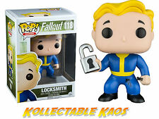 Fallout - Locksmith Perk Vault Boy Pop! Vinyl Figure