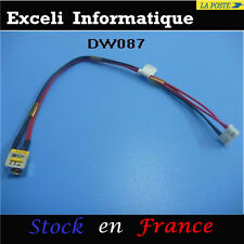 Connecteur alimentation Dc Power Jack Cable Acer Extensa 5210 5220 5420