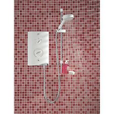 Mira Sport Manual Electric Shower White / Chrome 9kW Model: 1.1746.002