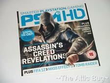 Sony PS3 ~ PSM3 HD ~ Issue 145 ~ Assassin's Creed Revelations, etc. ~ Demo Disc