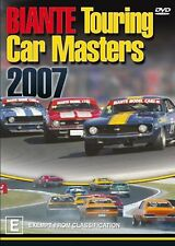 2007 Biante Touring Car Masters (DVD, 2008)