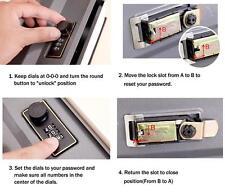 Dictionary Book Secret Hidden Security Safe Key Lock Cash Money Jewellery Locker
