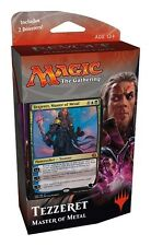 Aether Revolt Planeswalker Deck: Tezzeret, Master of Metal, Brand New, English,