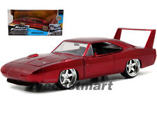 JADA 97060 FAST AND FURIOUS 1969 DODGE CHARGER DAYTONA 1:24 DIECAST RED