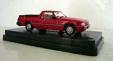 1984 TR75 Ford Falcon XF Ute Monza Red Trax 1/43 Diecast  Aussie Icon