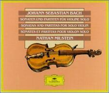 Bach: Sonatas and Partitas for Solo Violin (Sonata No.1 No.2 No.3 , Partita No.1
