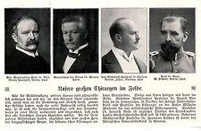Unsere großen Chirurgen im Felde 1914 * WW 1