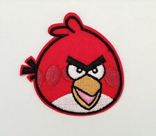ANGRY BIRD IRON ON PATCH  / FREE IRON ON WHEN BUY CAP IN STORE AT SAME TIME