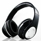 Music Bluetooth Headset Headphones FM TF Card MP3 For Samsung Galaxy S4 Note 4