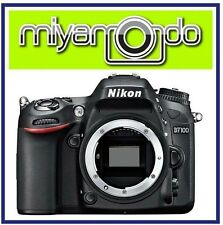 Nikon D7100 Body Digital SLR Camera + 8GB + Bag