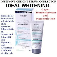 IDEAL WHITENING ANTI Altersflecken Serum Gesicht Pigmentflecken Sommersprossen