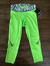 Nike Pro Hypercool 3.0 Men's Football Tights Size Medium Style 821683 Green