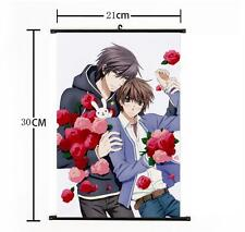 Hot Japan Anime Sekai ichi Hatsukoi Home Decor Poster Wall Scroll 21*30CM