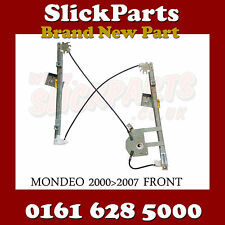 FORD MONDEO WINDOW REGULATOR 2000 2001 2002 2003 2004 2005 2006 2007 FRONT NEW