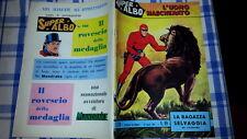 SUPER ALBO UOMO MASCHERATO- PHANTOM # 99- 23 agosto 1964 - EDIZIONE SPADA