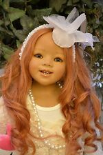 SEINIKA ATLANTIS COLLECTION  2006 ANNETTE HIMSTEDT 36 1/2 LARGE HARD VINYL DOLL