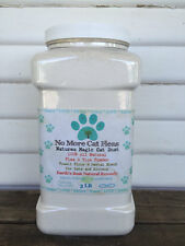 Natural 3 lb Flea Control Powder Treatment for Cats & Kittens FREE SHIPPING
