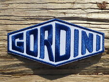ECUSSON PATCH THERMOCOLLANT aufnaher toppa GORDINI automobile moto sport voiture