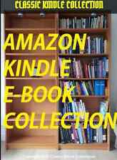 Kindle E-book Mobi Collection Action Crime Horror Fantasy Sci-Fi Erotica on DVD