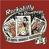 Various Artists - Rockabilly Rampage (My Kind of Music, 2014)