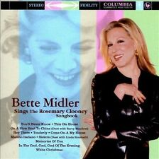 Bette Midler - Sings The Rosemary Clooney Songbook [New CD]