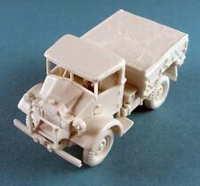 Milicast BB114 1/76 Resin WWII British Ford F15 15cwt 4X2 2pdr. Ammunition Truck