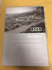 Genuine Audi MMI LOW Navigation (7T2) Update DVD Europe 2017 Data A4 A5 A6 Q5 Q7
