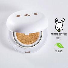 Klairs Mochi BB Cojín Fundación crueldad libre Vegano Maquillaje Cosmético coreano