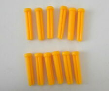 KNIFTY KNITTER Set of 12 Yellow Replacement Pegs for Round Knitting Loom