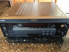 SONY STR-DA90ESG HOME THEATER STEREO RECEIVER FOR PARTS OR REPAIR