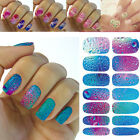 Beauty 3D Water Transfer Nail Art DIY Wraps Stickers Polish Decals Tips Decors