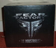 Fear Factory - The Industrialist CD boxed set with sculpture