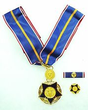Agency, Civilian, Dept of Justice, Public Safety Officer Medal of Valor, set/3