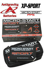 ANTIGRAVITY MICRO-START XP-SPORT MINI PPS BATTERY JUMPSTARTER - BLACK