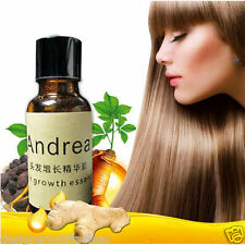 Andrea Healthy Long Hair Growth Scalp Treatment Liquid Essence Grow Strong Thick