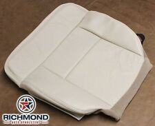 2004 Ford F-150 Lariat -Driver Side Bottom Replacement Leather Seat Cover Tan
