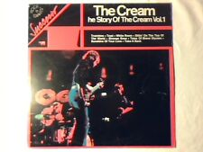CREAM The story of the Cream vol. 1 lp ERIC CLAPTON JACK BRUCE