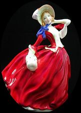Royal Doulton AUTUMN BREEZES Porcelain Figurine ~ HN 1934
